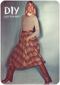 banque de partage de patron gratuit : couture, tricot, patchwork,loisirs créatifs 70's, DIY vintage. modèle pour les débutantes, couture facile.