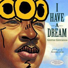 Giorno Giovanna aka Martin Luther King