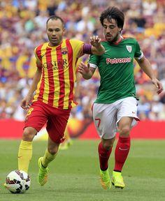 @Athletic Beñat Etxebarria #9ine