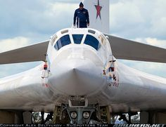 Photos: Tupolev Tu-160 Aircraft Pictures | Airliners.net
