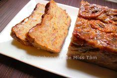 Gâteau à la banane vietnamien 12  La Kitchenette de Miss Tâm