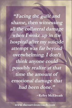 Image result for suicide attempt survivor