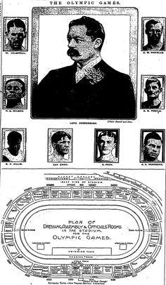 1908 olympics games