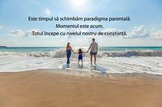 Parintii constienti vor creste mereu copii constienti ! Parenting, Beach, Water, Outdoor, Gripe Water, Outdoors, The Beach, Beaches, Outdoor Games
