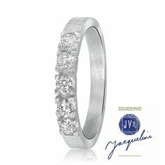 White Gold & Diamonds
