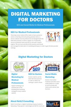Digital Marketing for Doctors