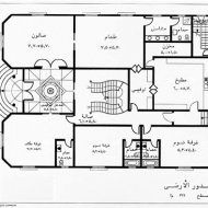 تصاميم منازل تركية Family House Plans, Dream House Plans, House Floor Design, Iron Gate Design, Model House Plan, Architectural House Plans, House Map, Beautiful Places To Travel, Architecture Design