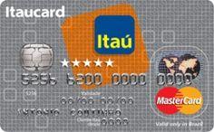 Solicitar Cartão Itaucard-2.0 - Pesquisando pela internet, encontrei o site do banco Itau, oferecendo diversos tipos de cartão de crédito, inclusive o cartão TOP deles que é o Itaucard 2.0