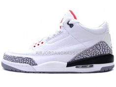 http://www.airjordanchaussures.com/air-jordan-3-r-tro-blancciment-grisfeu-rouge.html Only67,00€ AIR #JORDAN 3 RÉ TRO BLANC/CIMENT GRIS/FEU ROUGE Free Shipping!
