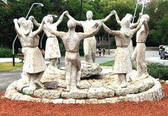 Sardana Dance Monument, Montjuic