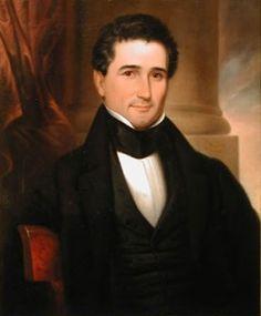 "George Cooke (1791 - 1849), ""Asbury Hull of Athens,"" 1840."