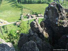 Owl fortress, a bunker above Valea Garbea village,