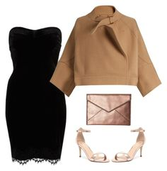 """""""Untitled #1648"""" by polylana ❤ liked on Polyvore featuring River Island, Chloé, Verali and Rebecca Minkoff"""
