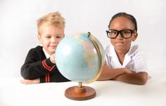 We've got the whole world in our hands - Sandhurst Preparatory College, Sandton, Johannesburg. See our website for more details: www.sandhurstprep.co.za