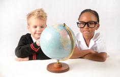 We've got the whole world in our hands - Sandhurst Preparatory College, Sandton, Johannesburg. See our website for more details: www.sandhurstprep.co.za