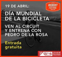 Mañana estaremos entrenando en el Circuit con Pedro de la Rosa Os apuntáis? La entrada es gratuita. Os esperamos a partir de las 18.30h!  #bicircuit #pedrodelarosa #biking #bikelife #ride #bmx #motivation #mountainbike #cycling
