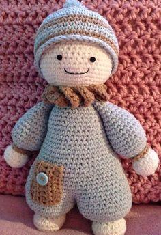 Cool Facts About Crochet Animals - Learn Something New! Crochet Teddy Bear Pattern, Crochet Doll Pattern, Crochet Patterns Amigurumi, Amigurumi Doll, Crochet Dolls, Diy Crafts Crochet, Diy Crafts Knitting, Crochet Projects, Crochet Animals