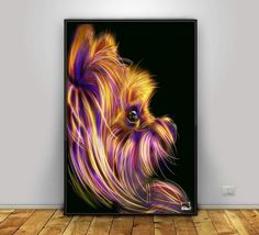 The Popular Pet and Lap Dog: Yorkshire Terrier - Champion Dogs Lap Dogs, Dogs And Puppies, Yorkies, Shih Tzu, I Love Dogs, Cute Dogs, Yorky Terrier, Martha Stewart Pets, Top Dog Breeds