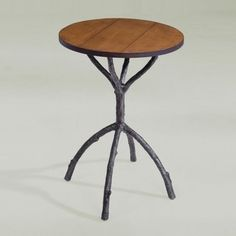 collector's classics twig table - traditional - side tables and accent tables - by Ethan Allen