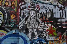 belleville street art 010 by laurentjacquet-streetart, http://www.facebook.com/StrtArtWorld