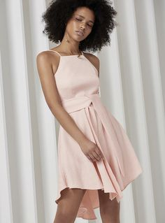 C/MEO Collective Do It Right Dress – Blush