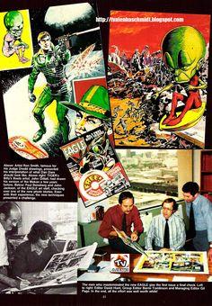 EAGLE (TIRAS DE JORNAL / COMIC STRIP - CLASSIC COMICS) Nº 01 EDIÇÃO ANUAL 1983_15