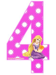 Rapunzel Birthday Party, Ballerina Birthday Parties, Disney Princess Party, 4th Birthday, Bolo Rapunzel, Disney Rapunzel, Tangled Rapunzel, Disney Cakes, Frozen Party