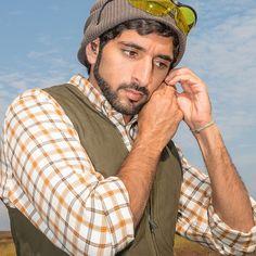Hamdan Bin Mohammed Bin Rashid Al-Maktoum, Yorkshire, 09/2014. Vía: faz3