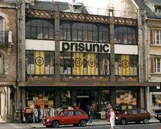 Top 10 des hypermarchés qui n'existent plus, RIP Assouline, France, Old Toys, Retro, Childhood Memories, Vintage Photos, Facade, Nostalgia, Hollywood