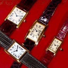 0be3970962e 有楽町ルミネVintage Cartier Watchポイント倍 初回オーバーホールチケットプレゼント最終日!!