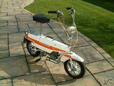 1975 Motobecane MobyX 49cc
