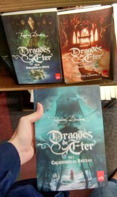 Livros Dragões de Éter