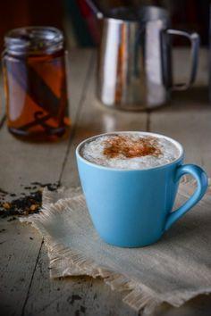 Vanilla Tea Latte for Two