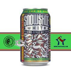 Midnight Sun Brewing's Snowshoe White