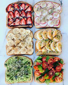 Toast Inspiration (@thrivingonplants)
