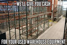 http://myemail.constantcontact.com/Want-to-Sell-Your-Used-Warehouse-Equipment-.html