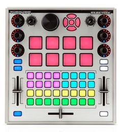 """Some of you might recognize the name Electrix Pro (""""Electrix"""") as the manufacturer of popular DJ hardware gear such as the Filter Factory and Gears, Dj, Ebay, Gear Train"""