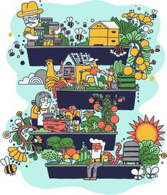 Grow It Local is a purpose-driven mission to get more people growing, sharing and eating locally grown foods. Permaculture, Community, Gardens, Outdoor Gardens, Garden, House Gardens
