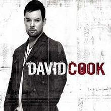 """David Cook Album.  Favorite song off this album is """"Come Back To Me."""""""