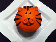 Safari Animals Cupcakes