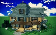 Victorian House | 1.6.2, creation #985