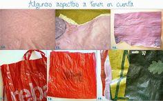 Recycle plastic bags http://febreroesasi.blogspot.com.es/2013/10/reciclar-bolsas-de-plastico.html
