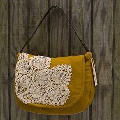 Knit Dreams from MitiMota. Bossa amb ganxet