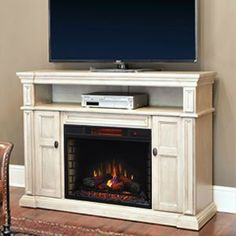 43 best classicflame electric fireplace tv stands images on rh pinterest com