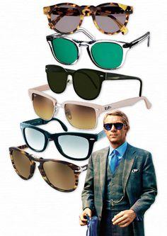Rick Edwards on fashion: sunglasses