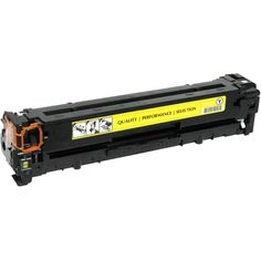 eReplacements Compatible Toner for HP CE322A, 128A #CE322A-ER