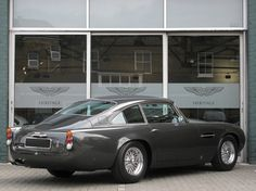 1963 Aston Martin DB5  Maintenance/restoration of old/vintage vehicles: the material for new cogs/casters/gears/pads could be cast polyamide which I (Cast polyamide) can produce. My contact: tatjana.alic@windowslive.com