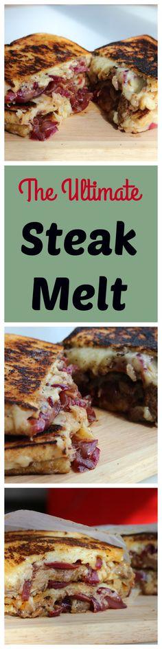 The Ultimate Steak Melt