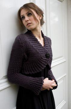 Rowan Big Wool/Smoky XS4: S4: M5: L5: XL5: XXL6 x 100g