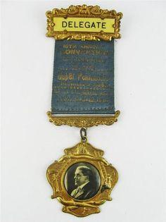 1910 Upper Peninsula Sault Ste Marie Michigan firemens Assn Medal Badge | eBay